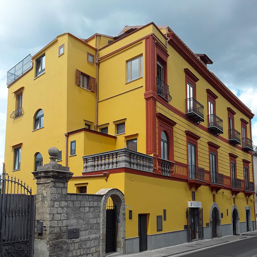 Ristrutturazione polistirolo facciata newcoming for Riproduzioni design