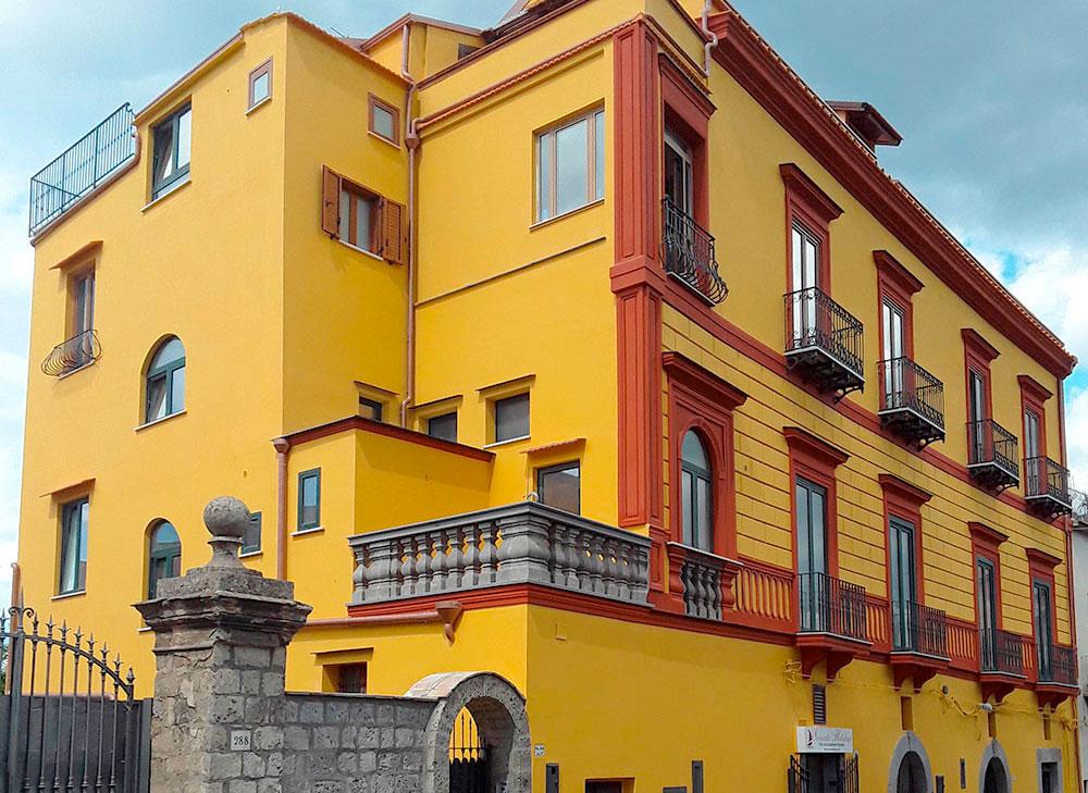 Ristrutturazione Abitazione Sorrento Polistirolo 1